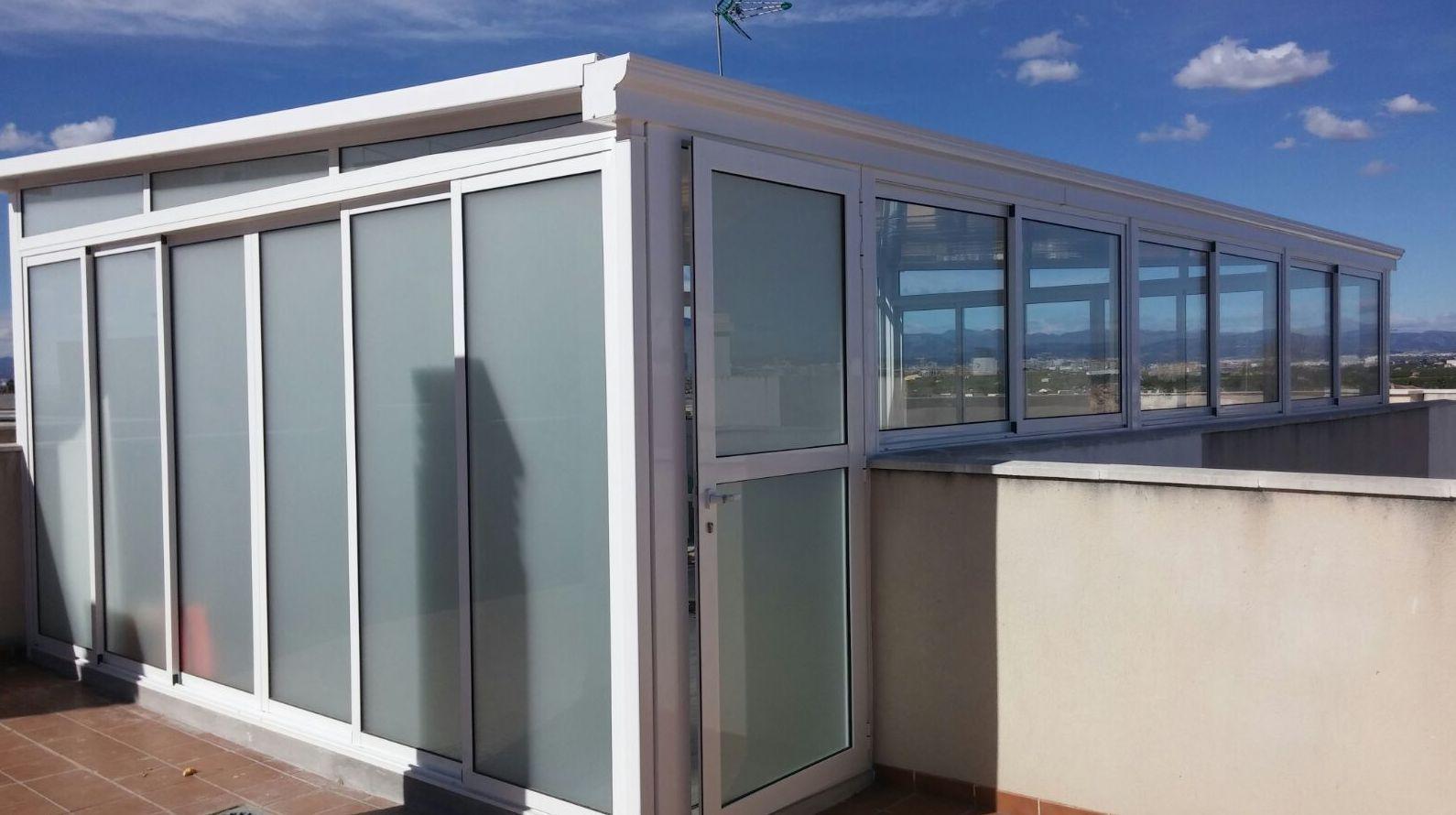 Foto 149 de Carpintería de aluminio, metálica y PVC en  | Exposición, Carpintería de aluminio- toldos-cerrajeria - reformas del hogar.
