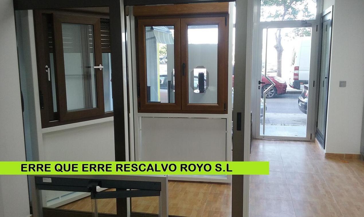 INAGURADA LA NUEVA EXPOSICION: Servicios de Exposición, Carpintería de aluminio- toldos-cerrajeria - reformas del hogar.