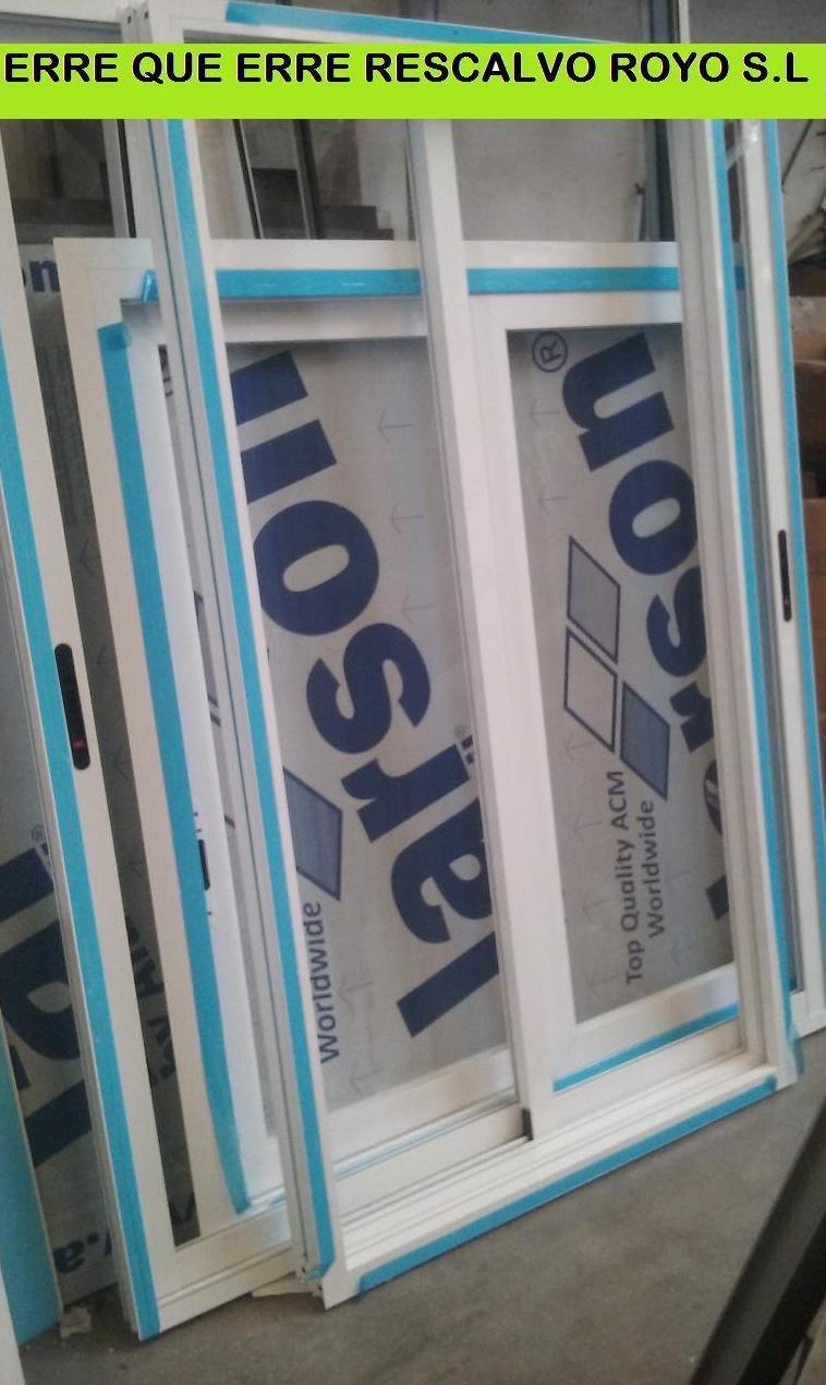 Foto 44 de Carpintería de aluminio, metálica y PVC en    Exposición, Carpintería de aluminio- toldos-cerrajeria - reformas del hogar.