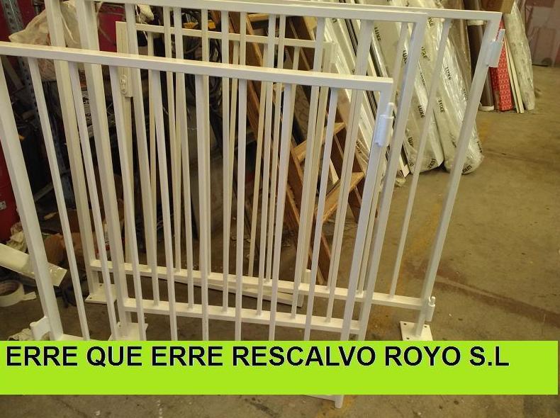 Foto 4 de Carpintería de aluminio, metálica y PVC en  | Exposición, Carpintería de aluminio- toldos-cerrajeria - reformas del hogar.