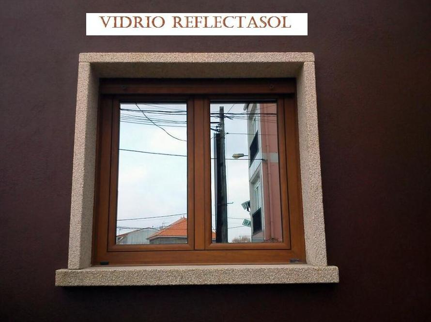 VIDRIOS QUE DISMINUYEN LA RADIACION UVA: Servicios de Exposición, Carpintería de aluminio- toldos-cerrajeria - reformas del hogar.
