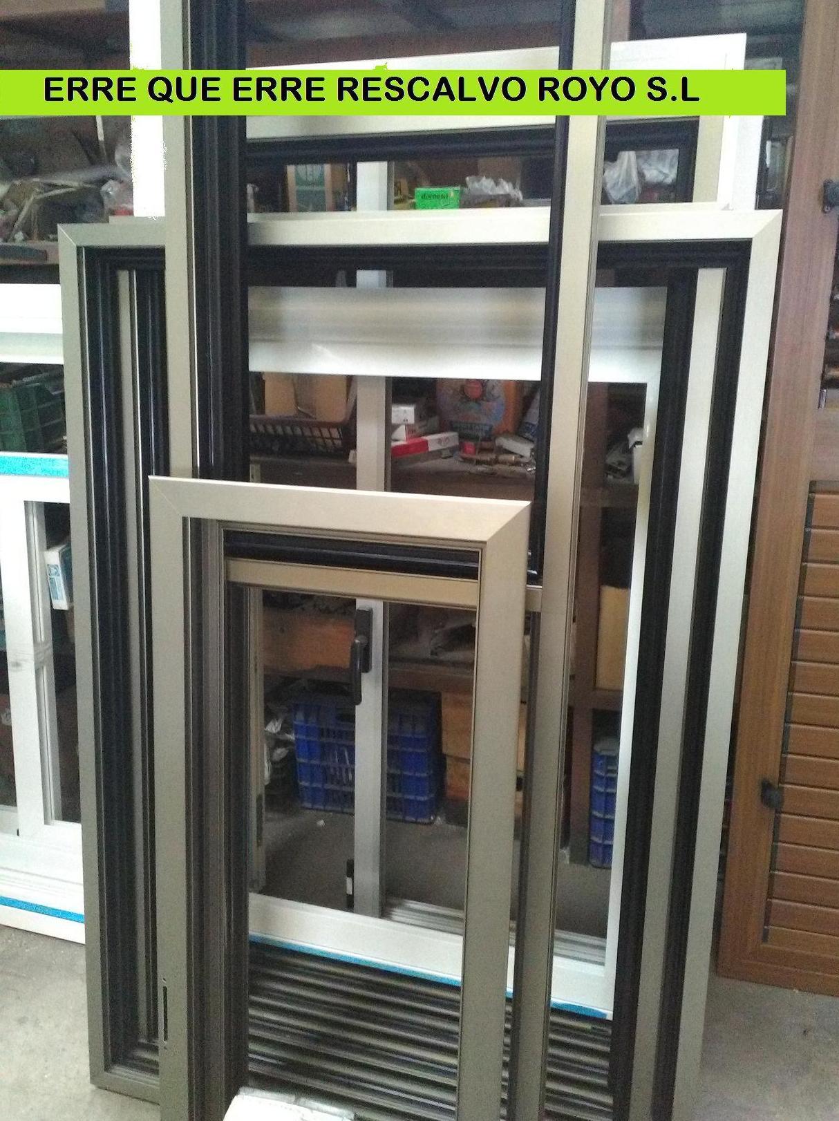 Foto 60 de Carpintería de aluminio, metálica y PVC en  | Exposición, Carpintería de aluminio- toldos-cerrajeria - reformas del hogar.