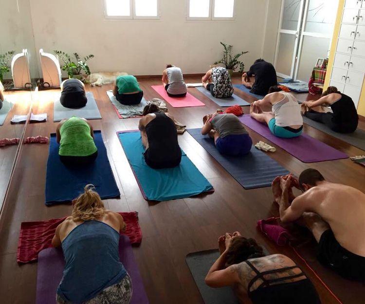 Clases de yoga en Palma de Mallorca