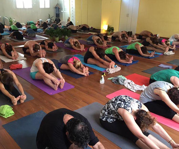 Especialistas en yoga en Palma de Mallorca