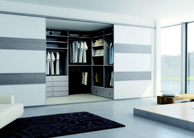 Frentes e interiores de armario: Servicios de Alfenadecor