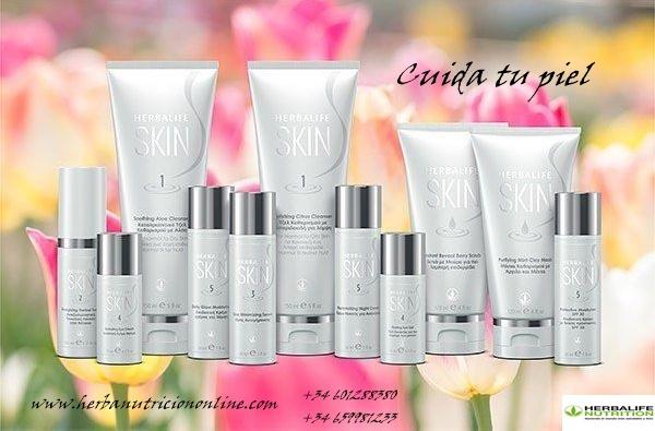 Línea Skin ,cuidado de tu piel en Canarias