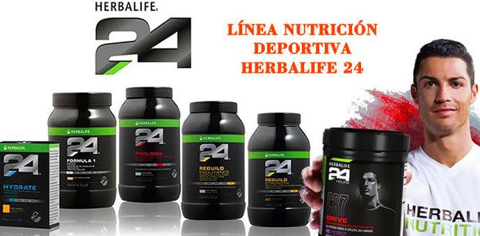 Linea Deportiva Herbalife H24 ,Canarias