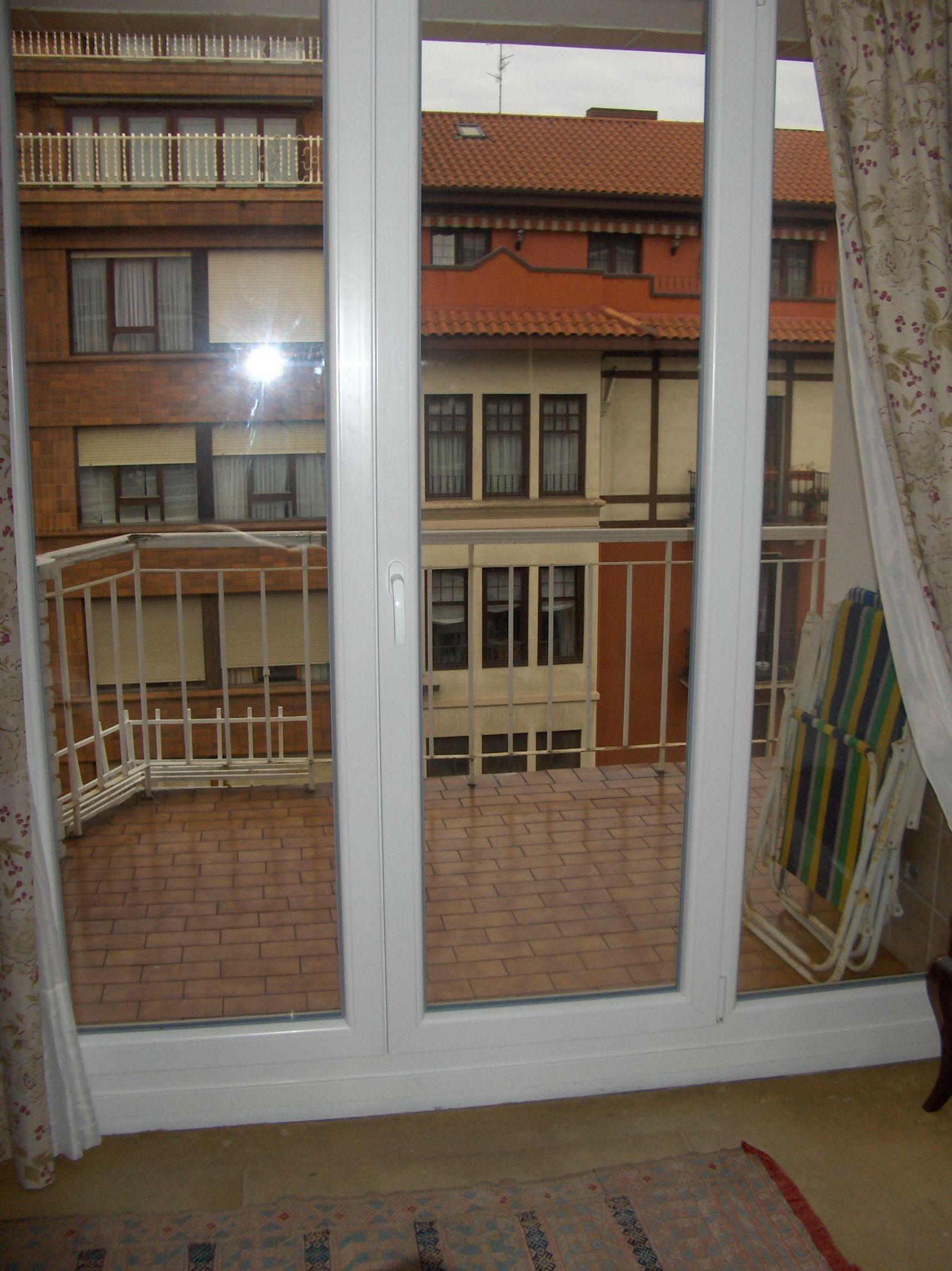 Ventanas y puertas de aluminio en Bilbao
