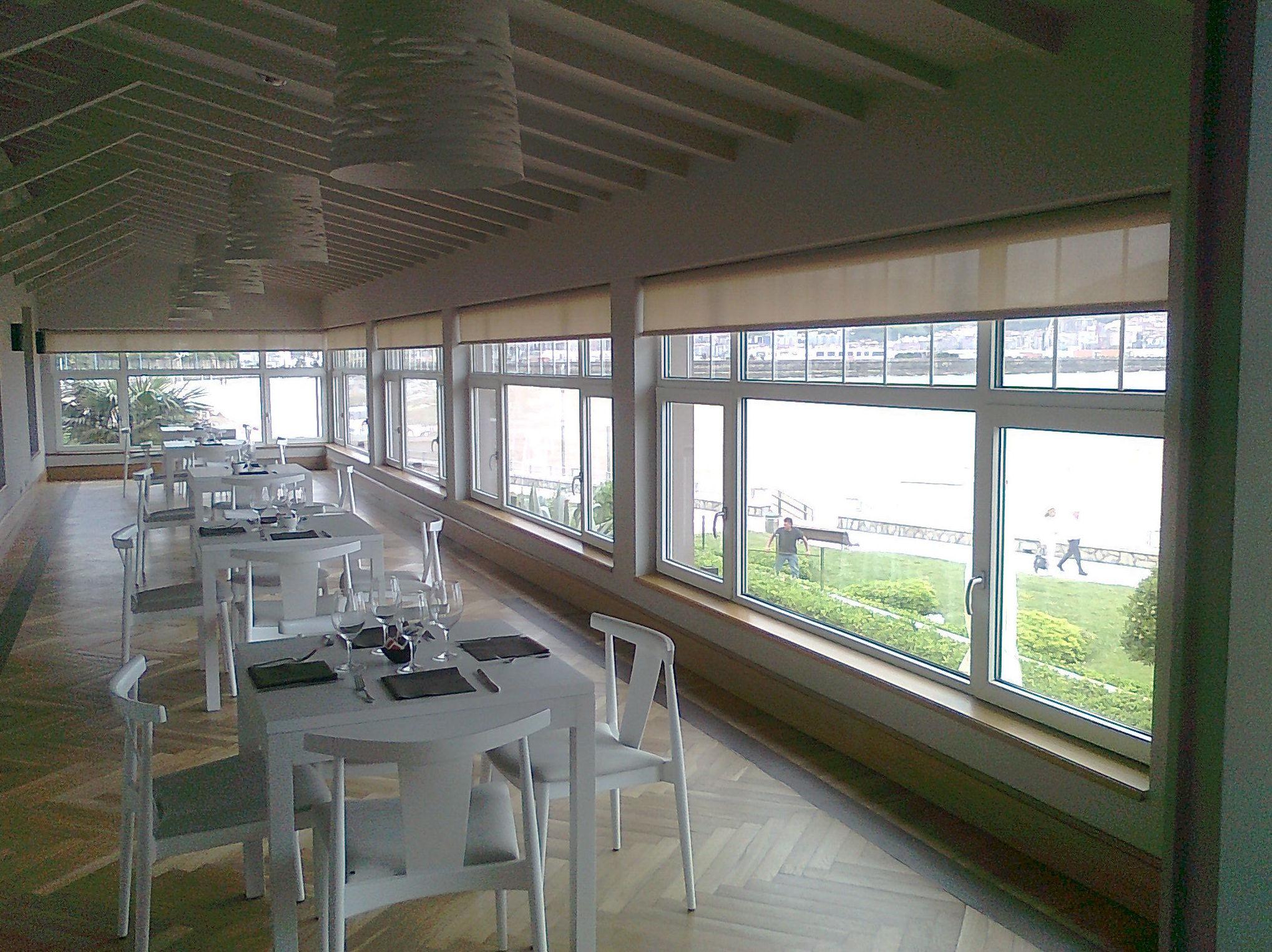 Instalación de estores en Bilbao