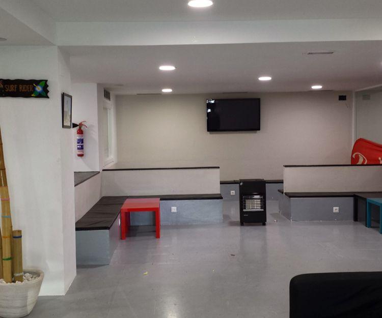 Especialistas en reforma de bares en Bilbao