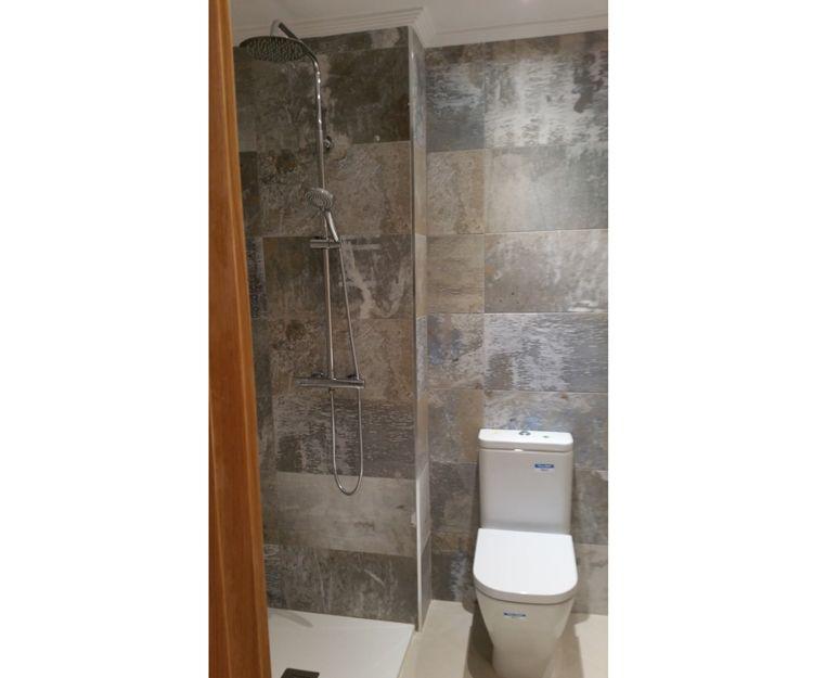Especialistas en reformas de baño en Bilbao