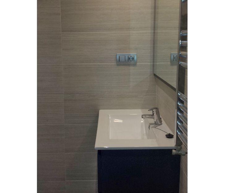 Reforma integral de baños en Bilbao