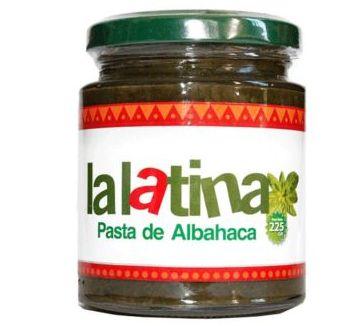 Albahaca La Latina: PRODUCTOS de La Cabaña 5 continentes