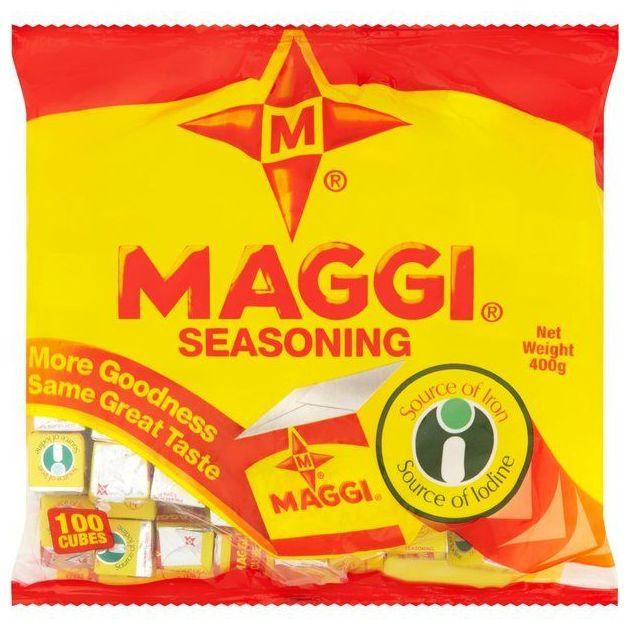 Cubitos mini Maggi: PRODUCTOS de La Cabaña 5 continentes