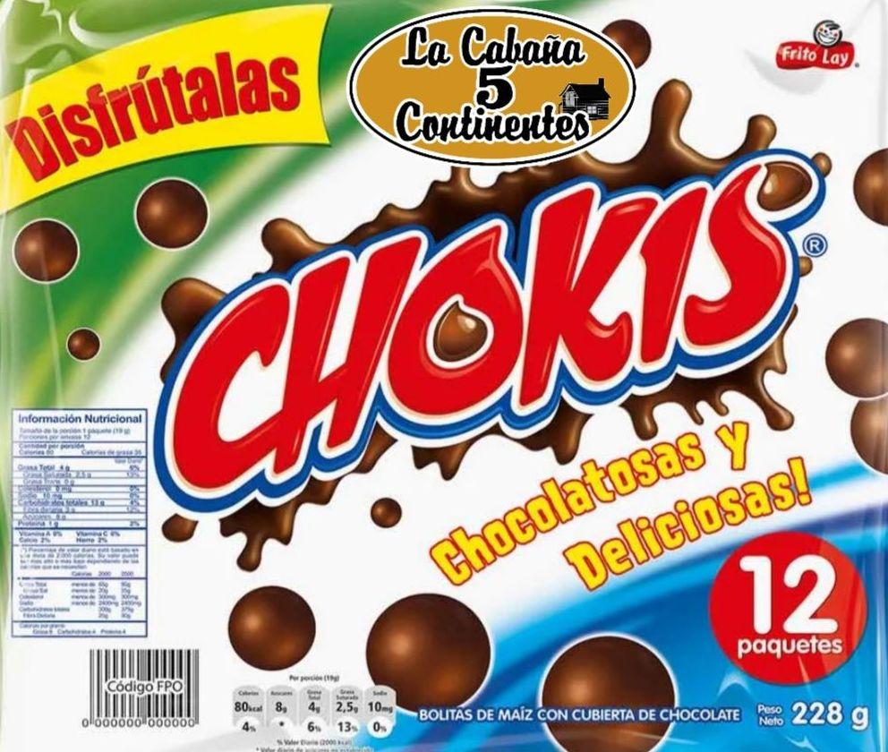 chokis: PRODUCTOS de La Cabaña 5 continentes