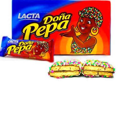 Doña Pepa: PRODUCTOS de La Cabaña 5 continentes