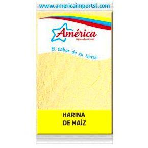 Harina de maíz: PRODUCTOS de La Cabaña 5 continentes