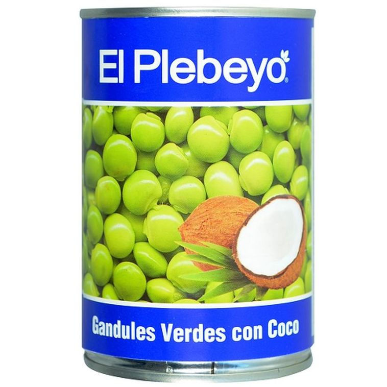 Guandul con coco El plebeyo: PRODUCTOS de La Cabaña 5 continentes