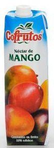 Cofrutos mango 1l.: PRODUCTOS de La Cabaña 5 continentes