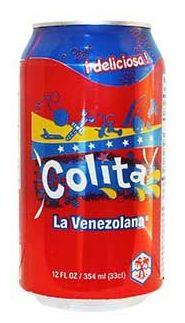 Colita La Venezolana lata: PRODUCTOS de La Cabaña 5 continentes