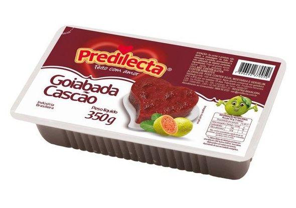 Pasta de guayaba 350 grs. Predilecta: PRODUCTOS de La Cabaña 5 continentes