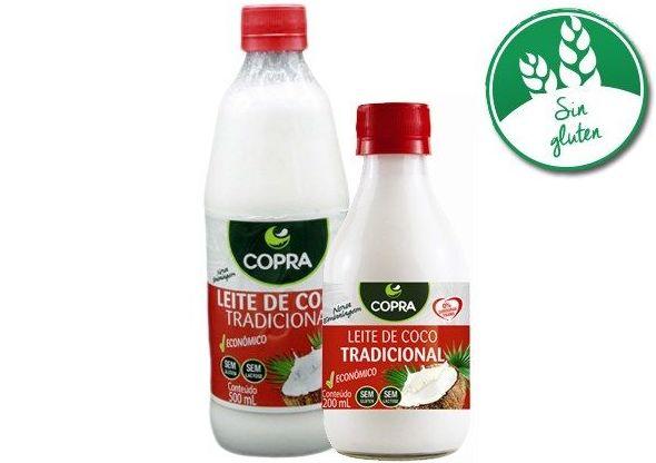 Leche de coco: PRODUCTOS de La Cabaña 5 continentes
