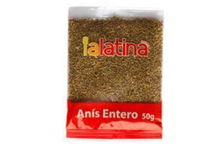 Anís dulce La Latina: PRODUCTOS de La Cabaña 5 continentes
