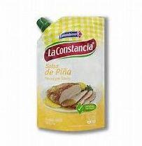 Salsa de piña La Constancia: PRODUCTOS de La Cabaña 5 continentes