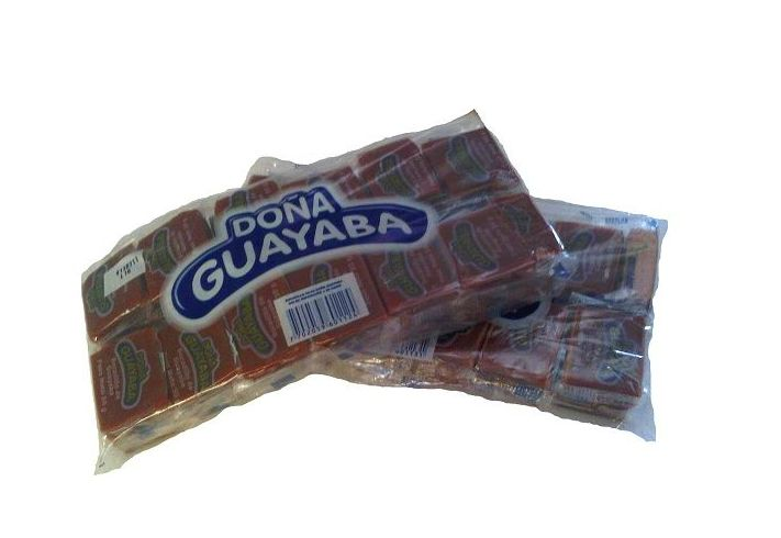Bocadillo reposición Doña Guayaba: PRODUCTOS de La Cabaña 5 continentes
