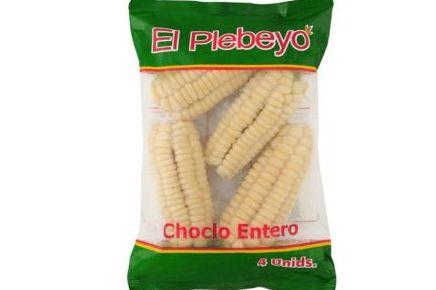 Choclo entero x 4 El Plebeyo: PRODUCTOS de La Cabaña 5 continentes
