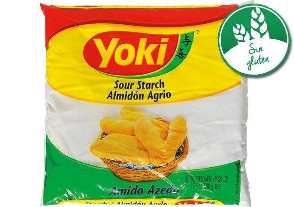 Almidón ácido Yoki: PRODUCTOS de La Cabaña 5 continentes