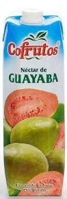 Cofrutos guayaba 1l.: PRODUCTOS de La Cabaña 5 continentes