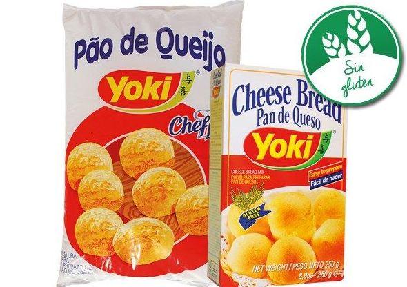 Pan de queso Yoki: PRODUCTOS de La Cabaña 5 continentes