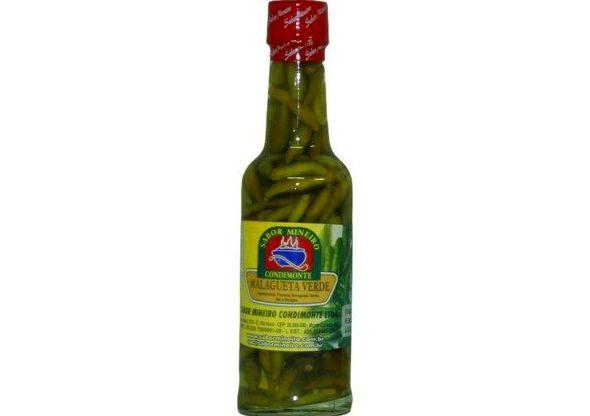 Pimienta malagueta verde: PRODUCTOS de La Cabaña 5 continentes