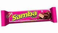 Samba fresa: PRODUCTOS de La Cabaña 5 continentes