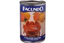 Cascos de guayaba Facundo 482 gr: PRODUCTOS de La Cabaña 5 continentes