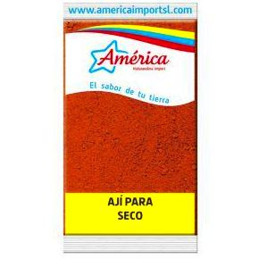 Ají para seco América 500 grs.: PRODUCTOS de La Cabaña 5 continentes