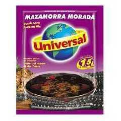 Mazamorra morada Universal: PRODUCTOS de La Cabaña 5 continentes
