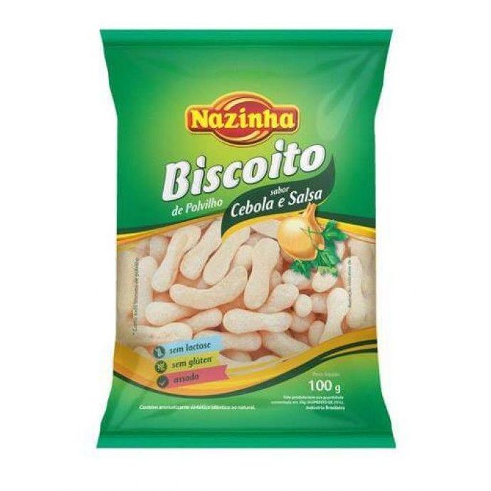 Biscoitos De cebolla y salsa: PRODUCTOS de La Cabaña 5 continentes