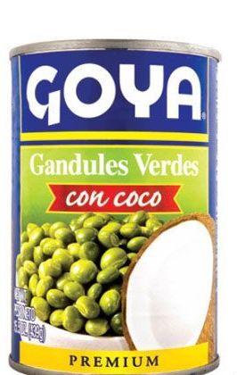 Guandul con coco Goya: PRODUCTOS de La Cabaña 5 continentes