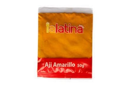 Ají amarillo molido La Latina: PRODUCTOS de La Cabaña 5 continentes
