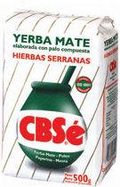 CBSé HIERBAS SERRANAS: PRODUCTOS de La Cabaña 5 continentes