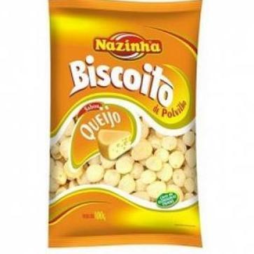 Biscoitos de queso Nazinha: PRODUCTOS de La Cabaña 5 continentes
