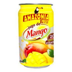 Jugo Amazonia mango: PRODUCTOS de La Cabaña 5 continentes