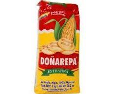 Doña arepa amarilla: PRODUCTOS de La Cabaña 5 continentes