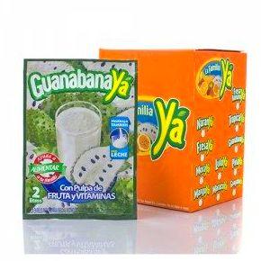 FamiliaYá Guanabana: PRODUCTOS de La Cabaña 5 continentes
