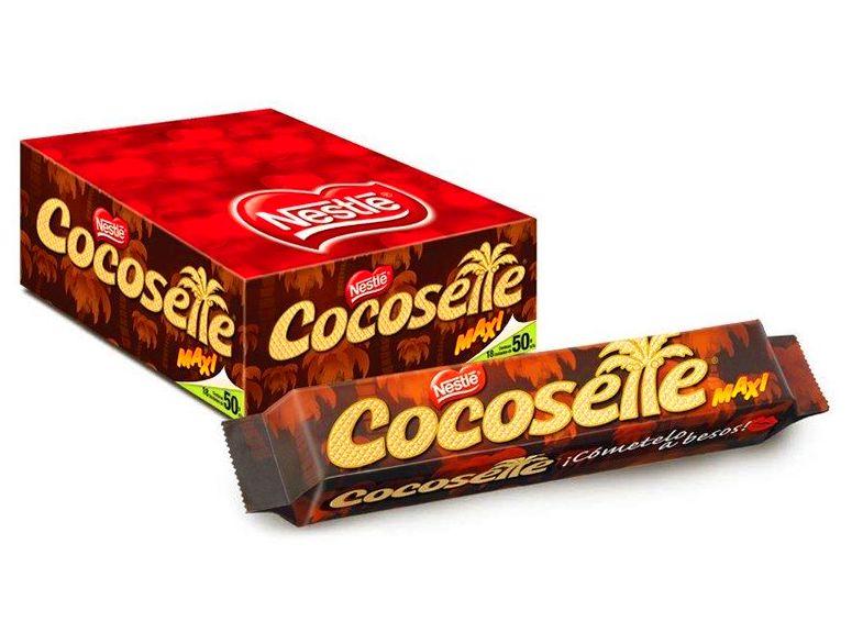 Cocosette: PRODUCTOS de La Cabaña 5 continentes