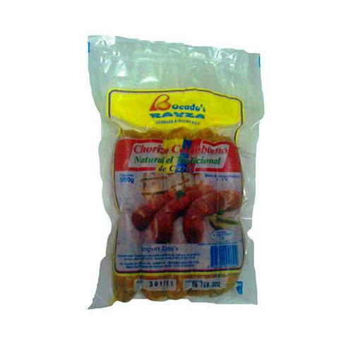 Chorizo ahumado Rayza x 10: PRODUCTOS de La Cabaña 5 continentes