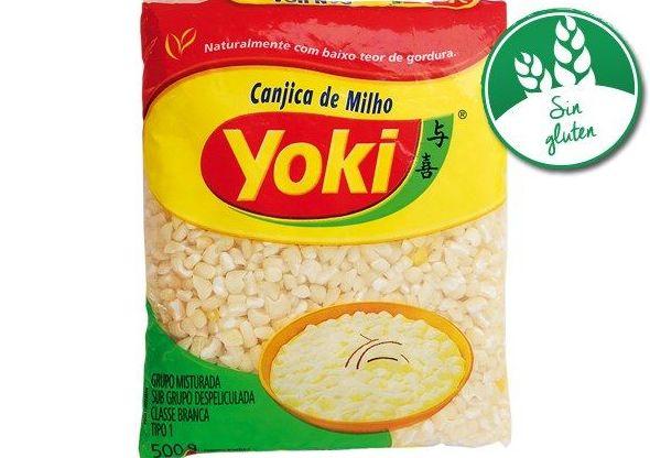 Canica blanca Yoki : PRODUCTOS de La Cabaña 5 continentes