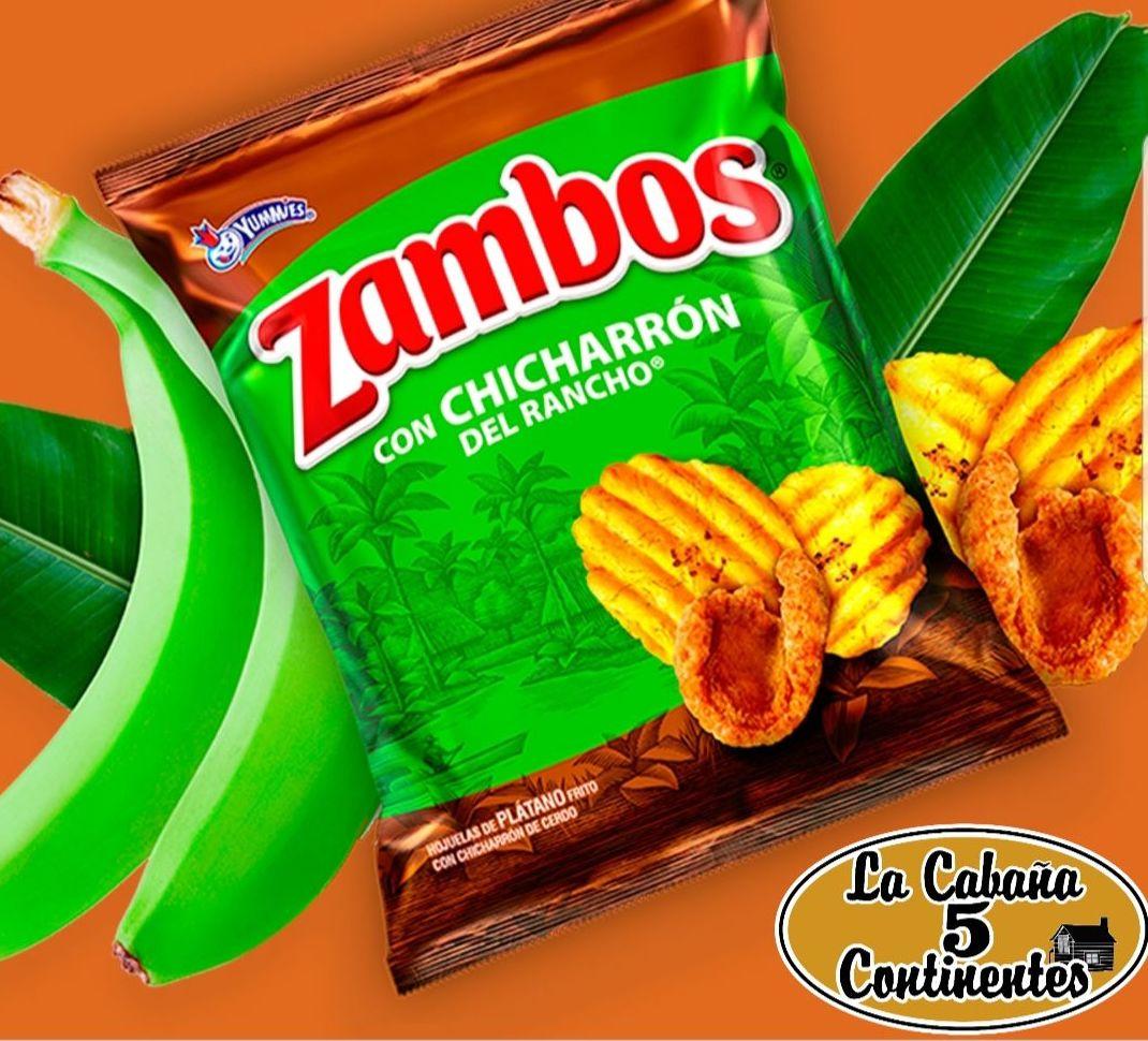 zambos con chicharron del ranchero: PRODUCTOS de La Cabaña 5 continentes